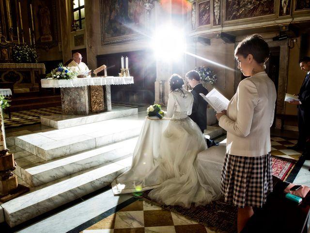 Il matrimonio di Elisa e Eros a Mazzano, Brescia 42