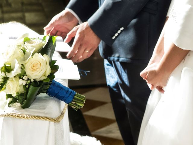 Il matrimonio di Elisa e Eros a Mazzano, Brescia 43