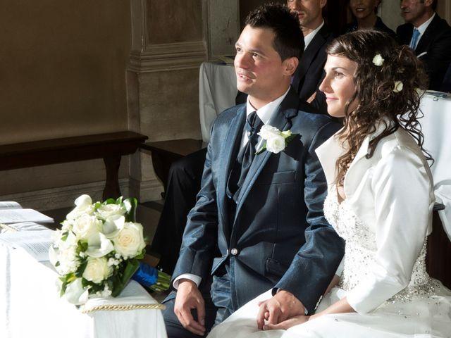 Il matrimonio di Elisa e Eros a Mazzano, Brescia 44