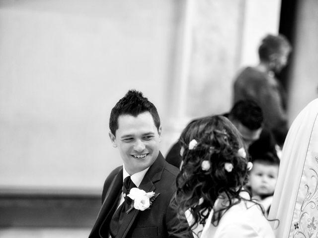 Il matrimonio di Elisa e Eros a Mazzano, Brescia 45