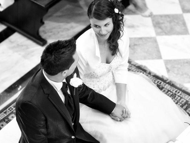 Il matrimonio di Elisa e Eros a Mazzano, Brescia 46