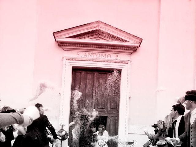 Il matrimonio di Elisa e Eros a Mazzano, Brescia 48