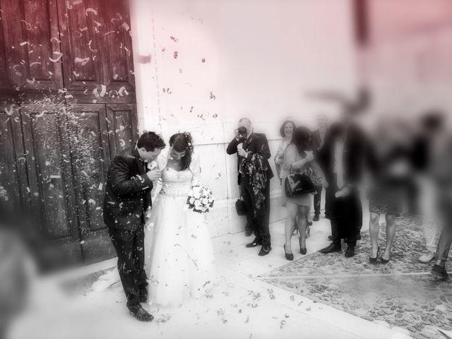 Il matrimonio di Elisa e Eros a Mazzano, Brescia 49