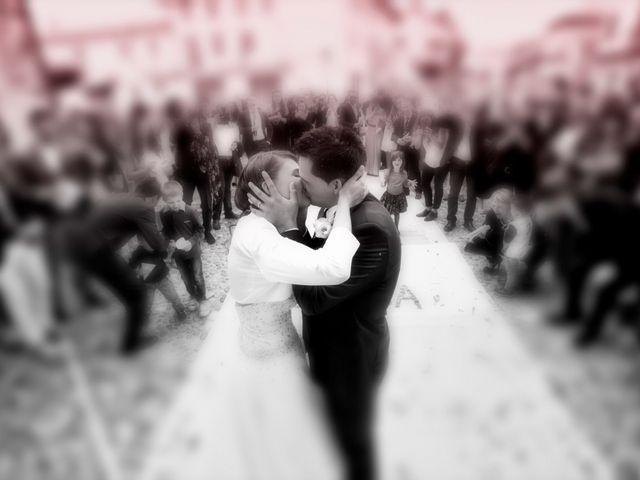 Il matrimonio di Elisa e Eros a Mazzano, Brescia 51