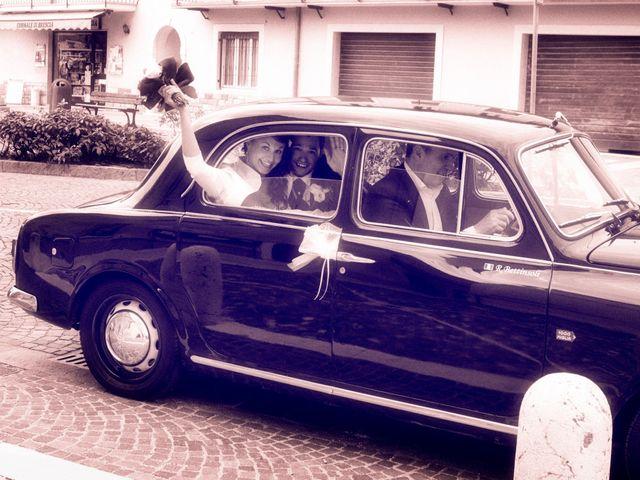 Il matrimonio di Elisa e Eros a Mazzano, Brescia 52