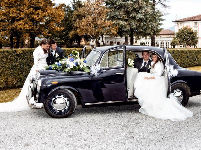 Il matrimonio di Elisa e Eros a Mazzano, Brescia 53