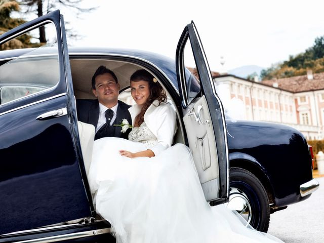 Il matrimonio di Elisa e Eros a Mazzano, Brescia 54