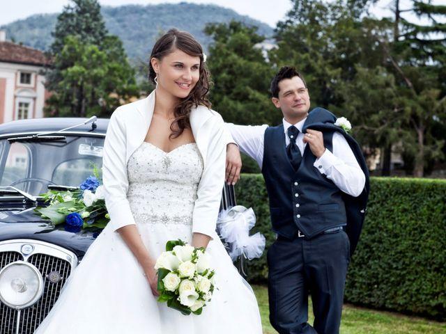 Il matrimonio di Elisa e Eros a Mazzano, Brescia 55
