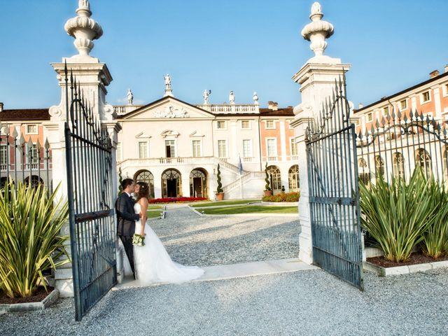 Il matrimonio di Elisa e Eros a Mazzano, Brescia 58