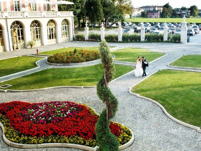 Il matrimonio di Elisa e Eros a Mazzano, Brescia 60