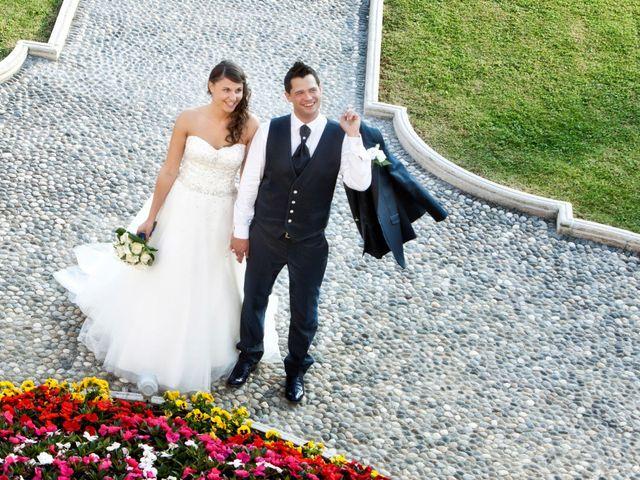 Il matrimonio di Elisa e Eros a Mazzano, Brescia 61