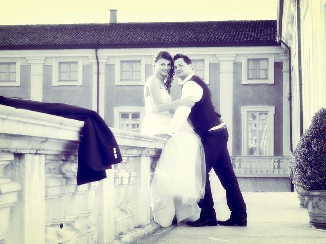 Il matrimonio di Elisa e Eros a Mazzano, Brescia 65