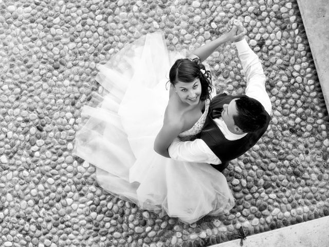 Il matrimonio di Elisa e Eros a Mazzano, Brescia 67