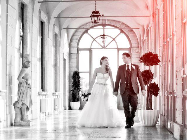 Il matrimonio di Elisa e Eros a Mazzano, Brescia 70