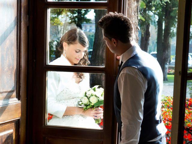 Il matrimonio di Elisa e Eros a Mazzano, Brescia 73