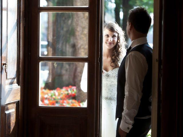 Il matrimonio di Elisa e Eros a Mazzano, Brescia 74