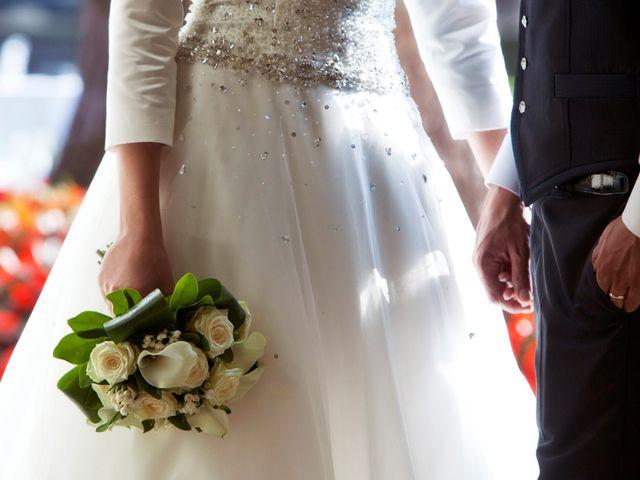 Il matrimonio di Elisa e Eros a Mazzano, Brescia 75