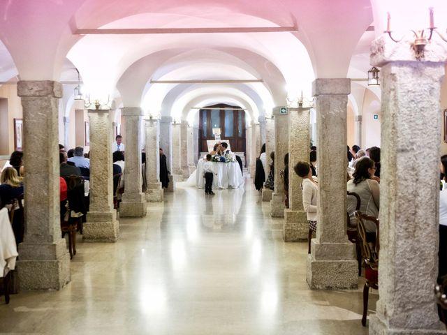 Il matrimonio di Elisa e Eros a Mazzano, Brescia 77