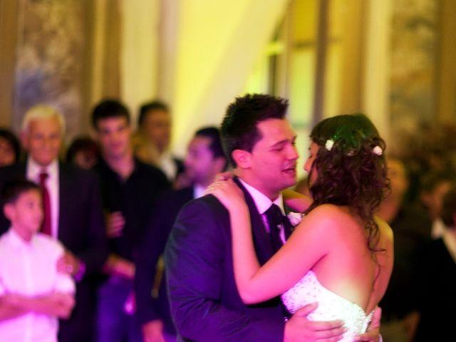 Il matrimonio di Elisa e Eros a Mazzano, Brescia 83