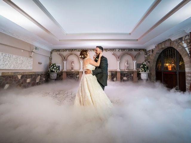 Le nozze di Giorgia e Cristian