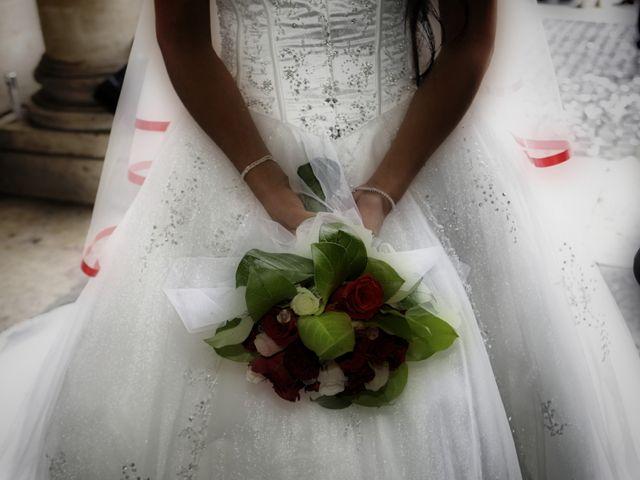 Il matrimonio di Roberto e Dalia a Roma, Roma 1