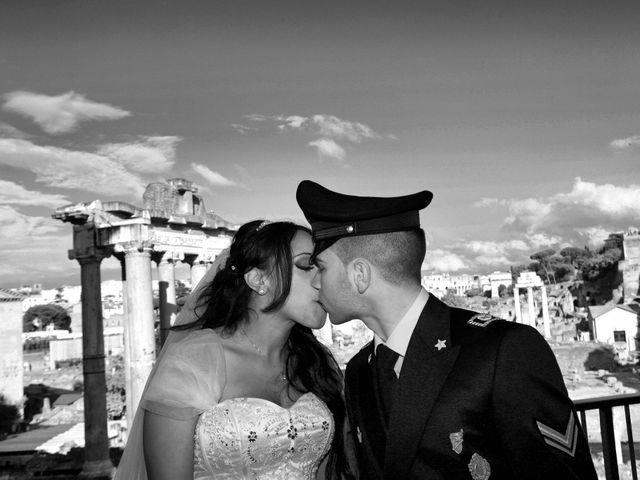 Il matrimonio di Roberto e Dalia a Roma, Roma 15
