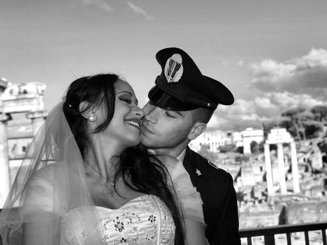Il matrimonio di Roberto e Dalia a Roma, Roma 16