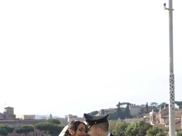Il matrimonio di Roberto e Dalia a Roma, Roma 17