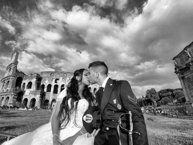 Il matrimonio di Roberto e Dalia a Roma, Roma 20