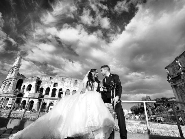 Il matrimonio di Roberto e Dalia a Roma, Roma 21