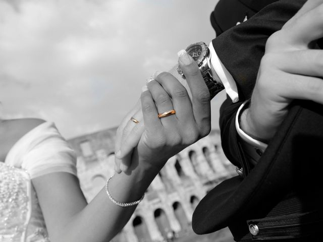 Il matrimonio di Roberto e Dalia a Roma, Roma 22