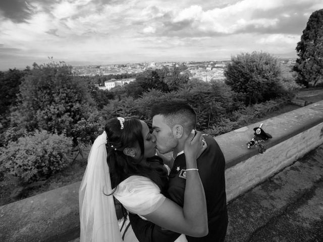 Il matrimonio di Roberto e Dalia a Roma, Roma 23