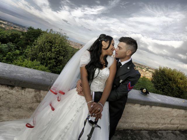 Il matrimonio di Roberto e Dalia a Roma, Roma 24