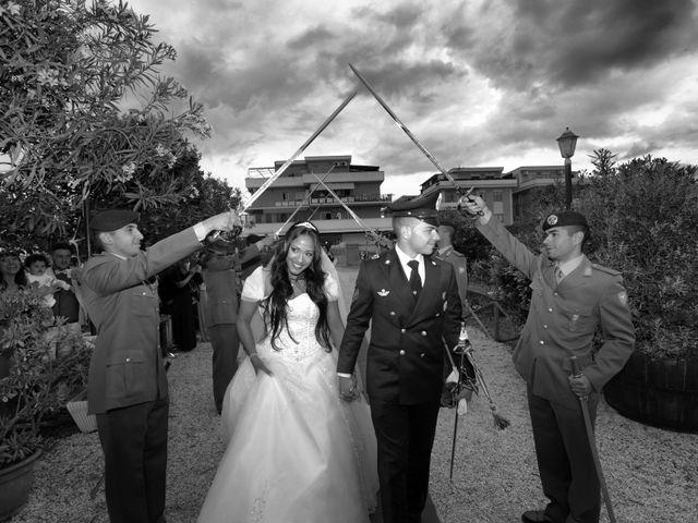 Il matrimonio di Roberto e Dalia a Roma, Roma 26