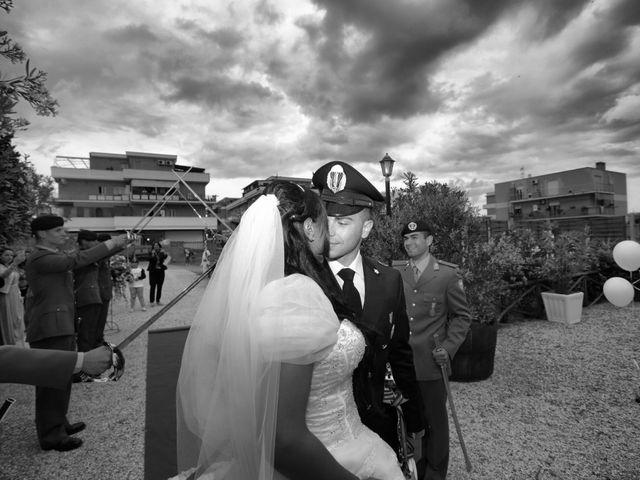 Il matrimonio di Roberto e Dalia a Roma, Roma 27