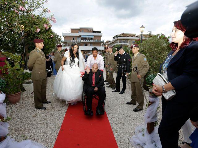 Il matrimonio di Roberto e Dalia a Roma, Roma 29
