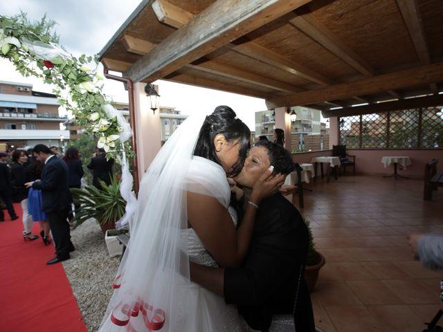 Il matrimonio di Roberto e Dalia a Roma, Roma 30