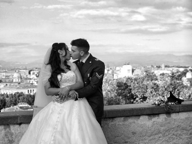 Il matrimonio di Roberto e Dalia a Roma, Roma 37