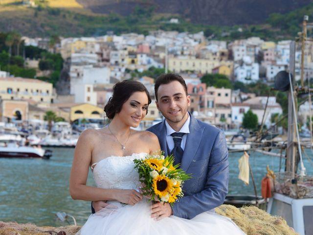 Il matrimonio di Dario e Giusy a Palermo, Palermo 16