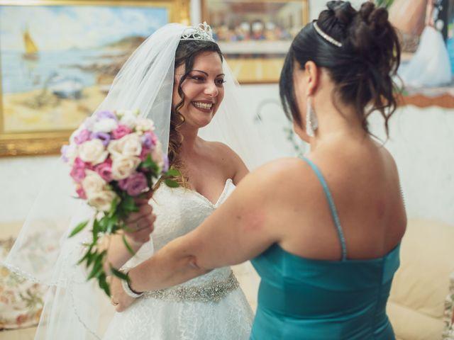 Il matrimonio di Mirko e Marta a Aprilia, Latina 17