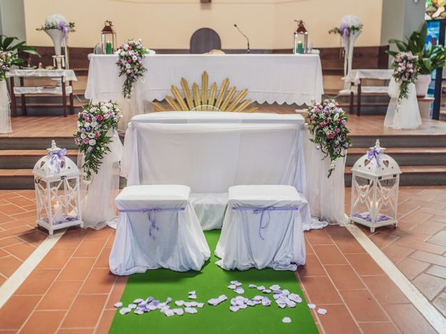 Il matrimonio di Mirko e Marta a Aprilia, Latina 19