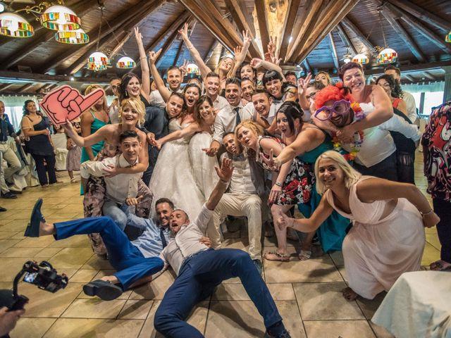 Il matrimonio di Mirko e Marta a Aprilia, Latina 25