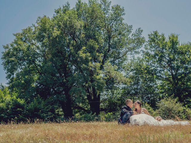 Il matrimonio di Mirko e Marta a Aprilia, Latina 41