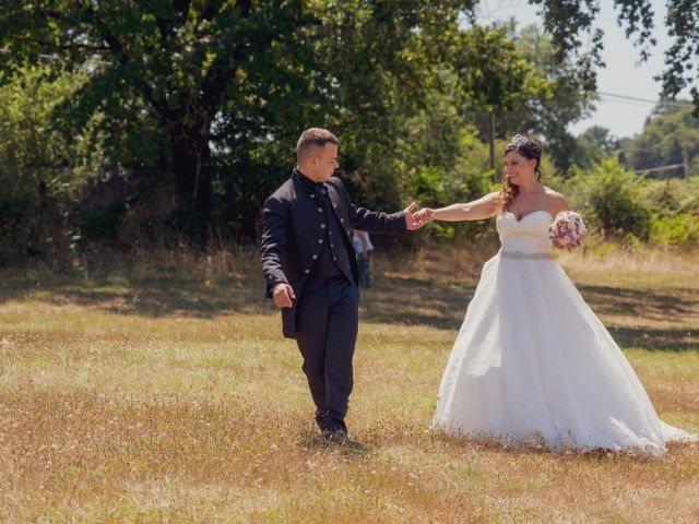 Il matrimonio di Mirko e Marta a Aprilia, Latina 43