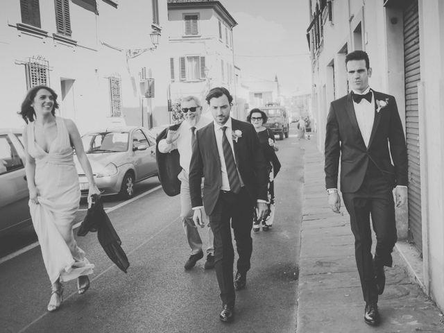 Il matrimonio di Alberto e Martina a Prato, Prato 9
