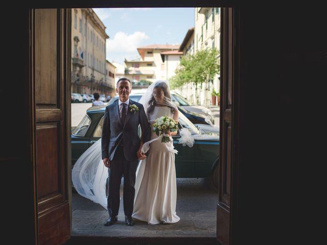 Il matrimonio di Alberto e Martina a Prato, Prato 10