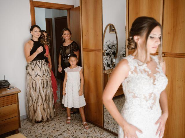 Il matrimonio di Donato e Mariagiovanna a Cisternino, Brindisi 2