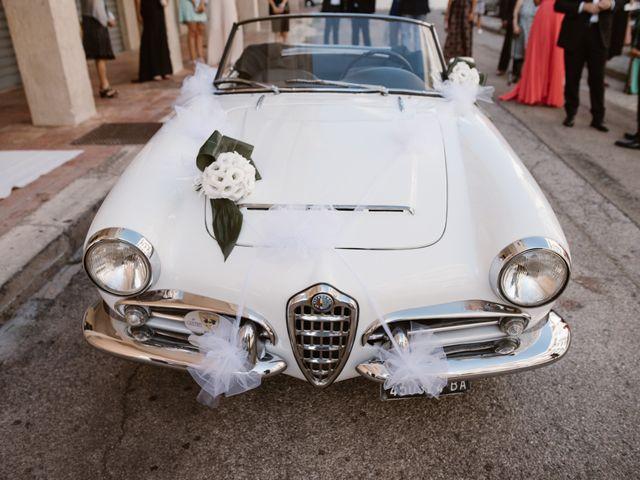 Il matrimonio di Donato e Mariagiovanna a Cisternino, Brindisi 5
