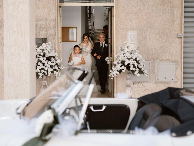 Il matrimonio di Donato e Mariagiovanna a Cisternino, Brindisi 7