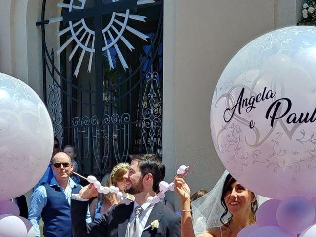 Il matrimonio di Paul e Angela a Muro Lucano, Potenza 4